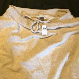 Off the shoulder sweatshirt from aerie